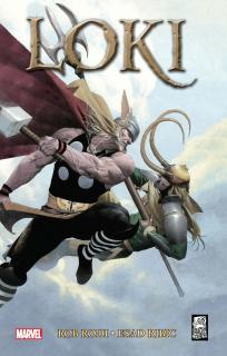 Loki - okładka
