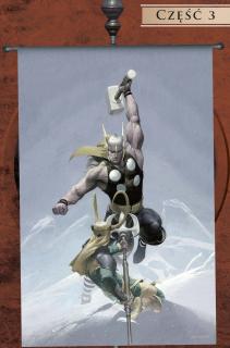 Loki - okładka zeszytu 3