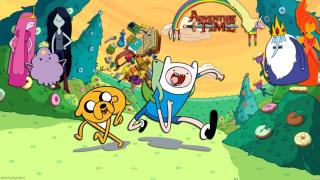 Adventure Time - Encyklopedia recenzja