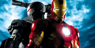 Iron Man 2 (2010) - nominacja w kategorii Najlepsze efekty specjalne