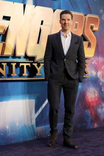 Avengers: Wojna bez granic - spotkanie z fanami w Londynie