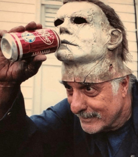 Halloween - Nick Castle jako Michael Meyers