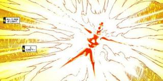 Pomimo swojej potęgi, Carol niejednokrotnie była w komiksach zabijana - raz dokonał tego Magneto, raz zaś sama Carol eksplodowała jako wielka kula ognia - wcześniej walczyła z wynajętym przez Normana Osborna Ghazi Rashidem