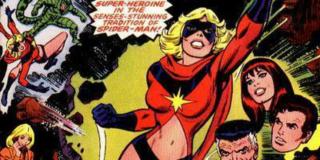 Carol Danvers w połowie jest człowiekiem, w połowie zaś Kree; choć jej oboje rodzice urodzili się na Ziemi, w wyniku wybuchu Psyche-Magnetronu struktura genetyczna bohaterki połaczyła się z DNA Mar-Vella