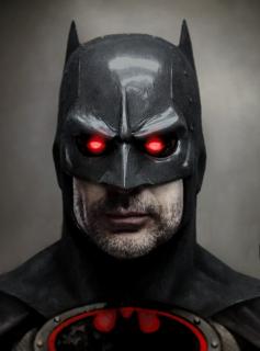 Jeffrey Dean Morgan jako Batman