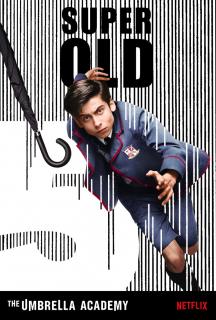 The Umbrella Academy - plakat