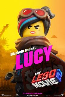 LEGO Przygoda 2 - plakat