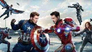 Kapitan Ameryka: Wojna bohaterów - 2016
