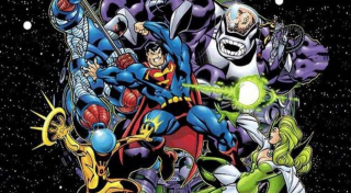 Animacja Justice League vs. Fatal Five - trafi na rynek latem tego roku