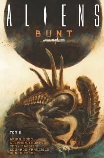 Aliens. Bunt. Tom 2 - okładka
