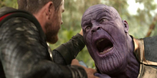 Ostateczny cios Thanosowi zada Thor - tym razem miałby uciąć mu głowę