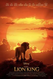 Król Lew - plakat