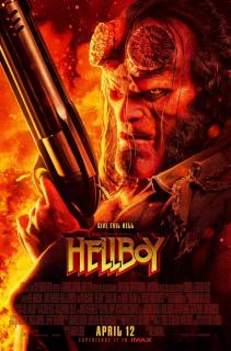 Hellboy - plakat