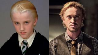 Draco Malfoy - Tom Felton