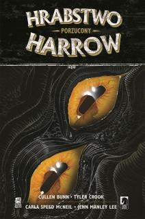 Hrabstwo Harrow #05. Porzucony - okładka