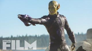Kapitan Marvel - zdjęcie Total Film