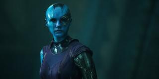 To Nebula będzie tą postacią, która ostatecznie zgładzi Thanosa