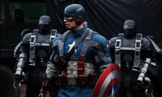 Kapitan Ameryka - Captain America: Pierwsze starcie (2011)