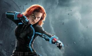 Czarna Wdowa - Avengers: Czas Ultrona (2015)