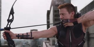 Hawkeye - Avengers (2012)