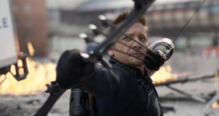 Hawkeye - Kapitan Ameryka: Wojna bohaterów (2016)