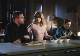 Arrow - odcinek 13, sezon 7.