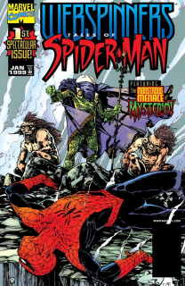 Piekło - J. Jonah Jameson wierzy, że trafił do Piekła, w którym demony przybrały postać Spider-Mana