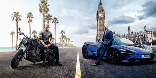 Hobbs and Shaw - driver
