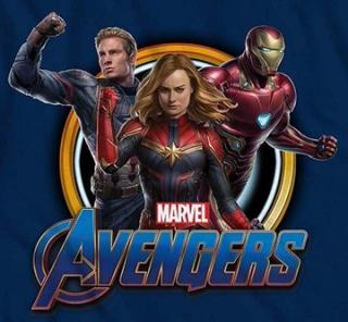 Avengers: Koniec gry - materiały promocyjne