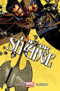 Doktor Strange, tom 1 – okładka