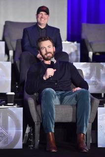 Avengers: Koniec gry - konferencja prasowa w Los Angeles