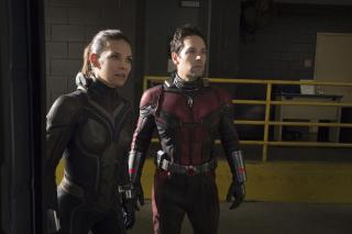 17. Ant-Man i Osa