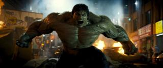 14. The Icredible Hulk