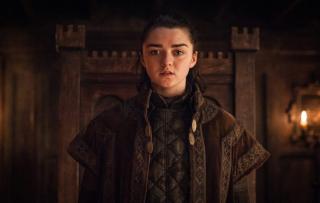 Arya Stark - 392 minut