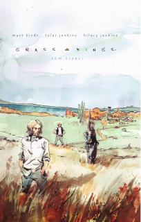 Grass Kings, tom 3 - okładka