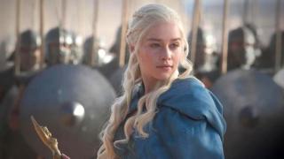 Daenerys Targeryen - 524 minut