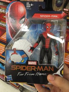 Spider-Man: Daleko od domu - zdjęcie zabawki
