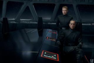 Gwiezdne Wojny: Skywalker. Odrodzenie - Richard E. Grant jako generał Pryde