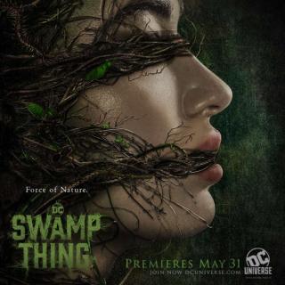 Swamp Thing - plakat
