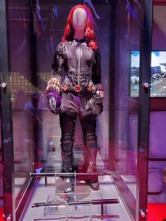 Marvel's Avengers - kombinezon Czarnej Wdowy
