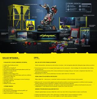 Cyberpunk 2077 - edycja kolekcjonerska