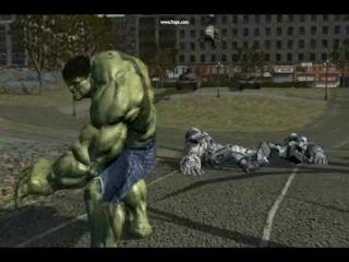 The Incredible Hulk - Nintendo DS, PlayStation 2, PlayStation 3, Xbox 360, PC (2008)