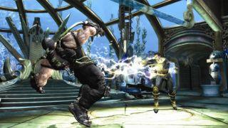 Injustice: Gods Among Us - PC, PlayStation 3, PlayStation 4, PlayStation Vita, Xbox 360, Xbox One (2013)