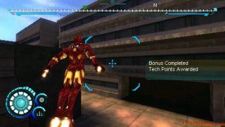 Iron Man 2 - PlayStation 3, Wii, Xbox 360, PlayStation Portable, Nintendo DS (2010)