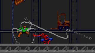 The Amazing Spider-Man vs. The Kingpin - Genesis, Master System, Game Gear, Sega CD(1990)