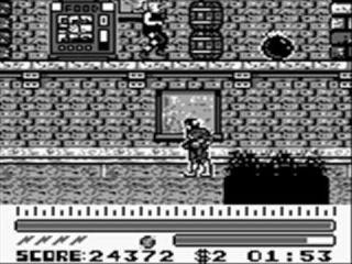 The Flash - GameBoy (1991)