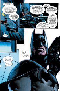Batman. Detective Comics #05. Życie w samotności - plansza