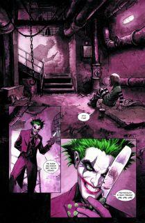 Batman: Mroczny książę z bajki - plansze