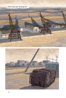 Morze Aralskie - plansza