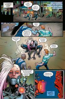 Nightwing. Tom 4. Starzy i nowi wrogowie - plansza